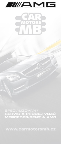Banner - Specializovaný servis AMG